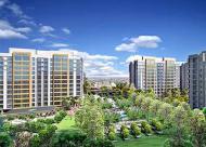 Bán căn hộ 100m2 tại Garden City, quận Long Biên, Hà Nội, giá rẻ