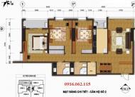 Bán suất ngoại giao căn hộ trung tâm thương mại và nhà ở ngõ 379 Đội Cấn giá 30tr/m2