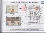 Bán căn hộ 2 phòng ngủ chung cư HH4A Linh Đàm,chênh 150 triệu