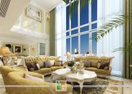 Bán chung cư 34T Hoàng Đạo Thúy 131 m2 hướng Đông Bắc  sửa đẹp giá 33 tr/m2