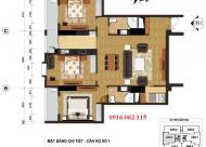 Bán căn hộ chung cư 379 Đội Cấn - Ba Đình - Hà Nội vị trí đẹp giá hợp lý