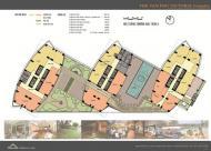 Tôi cần bán căn hộ 2 PN diện tích 96,43 m2 chung cư  the Văn Phú Victoria.
