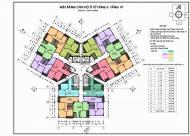 Chính chủ cần bán chung cư CT3 Yên Nghĩa , DT 77,42m2 ,giá 10,5tr/m2.LH 0983072573