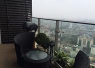 Bán căn hộ Indochina 217m2 4 phòng ngủ view như hình tầng cao, Xuân Thủy