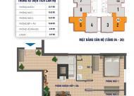 Chuyển công tác bán gấp căn Nam Xa La,căn 1502,dt 83.8m2 giá 13tr/m2 Lh chính chủ 0944 952 552