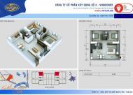 Chính chủ bán căn hộ 67,3m2 tòa C chung cư Kim Văn Kim Lũ Vinaconex 2