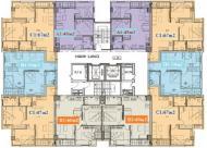 Bán chung cư PCC1 Complex Hà Đông, căn 08, dt 54m2,2PN, giá 14tr/m2 (có thương lượng)