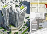Bán căn 1201, DT 87m2, chung cư Hacinco Complex, giá 32tr/m2 LH chính chủ 0972.114.926