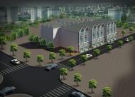 Bán nhà Phú Cường, Sóc Sơn, Hà Nội. Nhà 40m2+3 tầng, diện tích sử dụng 120m2, sổ đỏ chính chủ.