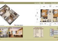 Bán căn số 8, 2 phòng ngủ, 3 mặt thoáng- đẹp nhất Dự án Đồng Phát Park View Tower
