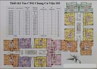 Bán chung cư 103 Văn Quán, DT 105.87m2, 3PN, giá 14.5tr/m2. Lh chính chủ 0944952552