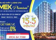 Bán căn 2 PN, hướng Đông Nam, view bể bơi chung cư Gemek Premium