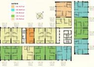Chủ nhà 0969.142.990 căn 12-CT4 (DT=66.62m2) CC Eco-Green City, Nguyễn Xiển 2PN, 2VS cần nhượng gấp