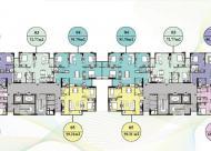 Bán chung cư CT2E - VOV Mễ Trì căn góc diện tích 91m2 giá 23tr/m2