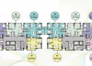 Bán chung cư CT2E - VOV Mễ Trì căn 1003 diện tích 72m2 giá 24tr/m2