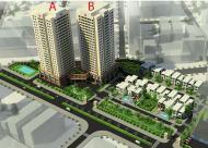 Chính chủ bán căn hộ DT 68m2 hướng Bắc, view cầu Nhật Tân chung cư NO4A Ngoại Giao Đoàn