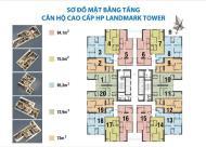 Bán gấp căn hộ chung cư The Pride. Dt 88m2, giá 17tr/m2, LH chính chủ 0972114926