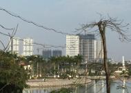 Chính chủ bán căn hộ DT: 99,63m2 hướng Nam tòa NO4B Ngoại Giao Đoàn - Tây Hồ Tây - (0945.751.390)