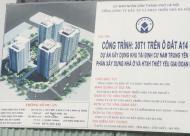Bán căn hộ chung cư A14 Nam Trung Yên, diện tích 70m2, căn tầng đẹp. LH chủ nhà 01672892585