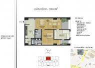 Bán căn hộ MIPEC - 229 Tây Sơn 109m2 -LH 0984272900