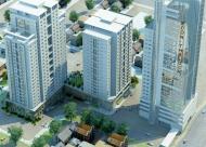 Bán chung cư Thăng Long Garden 250 Minh Khai giá 22tr/m2