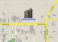 Chính chủ cần tiền bán cắt lỗ căn hộ Viện Kiểm Sát (Ecolife Tây Hồ), giá 25tr/m2