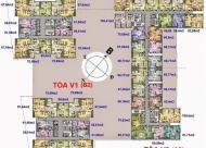 Bán chung cư Home City 177 Trung Kính, căn 2007, DT 61m2, tòa V1 giá 31.5tr/m2