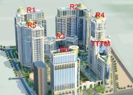 Chính chủ bán chung cư Royal City; R4; căn góc 01; 131.4m2; full đồ [6.5 tỷ]