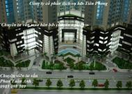 Bán căn hộ tại Golden Palace DT 120m2 căn số 15 tòa A, giá 34tr/m2