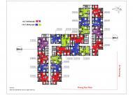 Cần bán rất gấp căn hộ CC Hà Nội Center Point, căn 1505, ĐN II, DT 59m2 giá bán 33tr/m2(bao tên)