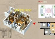 Bán giá rẻ căn hộ đẹp nhất tòa A- 79m2, CC Helios 75 Tam Trinh. LH 0981.923.650