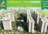Cần bán gấp căn hộ 2PN tòa V3 Prime Hà Đông giá 895 triệu. LH: 0961.690.246