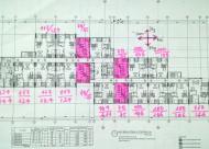 Bán chung cư Học Viện KTQS 60 Hoàng Quốc Việt, căn 01, DT 70m2, giá bán 25tr/m2. 0966331603
