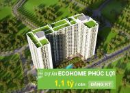 Chung cư Ecohome Phúc Lợi chiết khấu từ 5-9%.