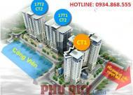 Bán căn hộ chung cư CT1 Trung Văn Vinaconex 3, 93m2 gấp