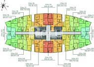 Cần bán gấp căn hộ CC Văn Phú Victoria căn 03 tầng 16, DT: 97,28m2, giá bán: 15tr/m2. LH 0989540020