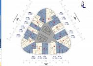 Suất ngoại giao tòa VC2 Golden Heart (B Kim Văn Kim Lũ -Vinaconex2), căn 1612, dt: 65m2, 19,5tr/m2
