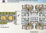Chính chủ cần bán gấp căn chung cư 52 Lĩnh Nam. DT 92m2, tầng 15, giá 15tr/m2: 0981129026