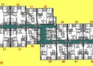 Chính chủ cần bán gấp căn đẹp Đông Nam 1008, DT 71,23m2, 60 Hoàng Quốc Việt, giá 25.5tr/m2