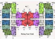 0989 343 540 chính chủ cắt lỗ căn 02: 79 m2 chung cư Helios 75 Tam Trinh/ 2PN/ giá 23tr/m2