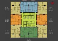 Cần bán gấp căn hộ chung cư Usilk City tòa 102 căn tầng 1209, DT: 116.84m2, giá bán: 15tr/m2