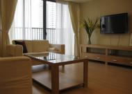 Bán căn hộ 172 Ngọc Khánh, DT 112 m2, nội thất đẹp, cửa Đông Nam, sổ đỏ, giá 36,5 triệu/m2