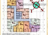 Cần bán gấp chung cư SME Hoàng Gia căn 20C8, DT 133m2, giá 14.5t/m2. LH 0981129026