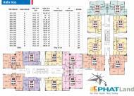 Bán căn hộ chung cư Viện 103, căn tầng 1616, DT 106.81m2, giá 16tr/m2. LH 0904517246