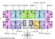 Chính chủ cần bán chung cư CT1A Nghĩa Đô căn 1215, DT 68.47m2, giá 26tr/m2. LH 0981129026