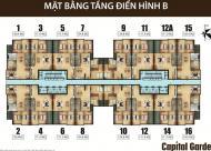 Chủ nhà nhờ bán căn hộ 130m2 tại chung cư Capital Garden 102 Trường Chinh