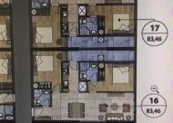 Bán căn hộ chung cư Goldmark city tại Đường Hồ Tùng Mậu Hà Nội diện tích 83m2 giá 2.4 Tỷ