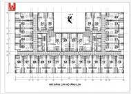 Chính chủ bán gấp căn hộ coma 6-tây mỗ-nam từ liêm ,tầng 5,dt:45m2,giá bán:1.050 tỷ full nội thất