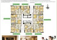 Bán căn hộ chung cư Ngoại Giao Đoàn N02T3 (Ngân hàng SHB chủ đầu tư)