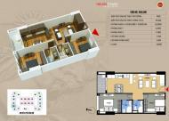 Cần bán nhanh 75 Tam Trinh, căn 70m2, 2 phòng ngủ, giá 24tr/m2 có thương lượng